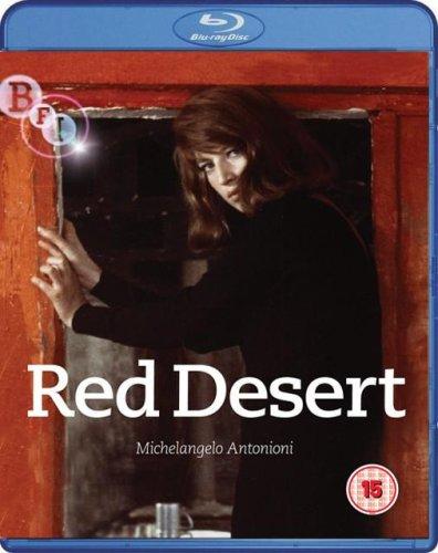 Red Desert [Blu-ray]