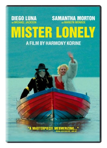 Mister Lonely DVD