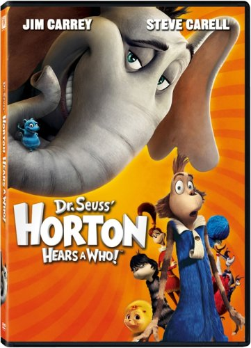 Get Dr. Seuss' Horton Hears a Who! On Video