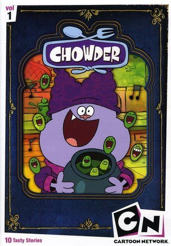 Get Chowder & Mr. Fugu On Video