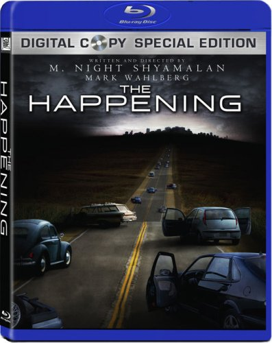 The Happening [Blu-ray] DVD