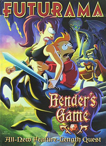 Get Futurama: Bender's Game On Video