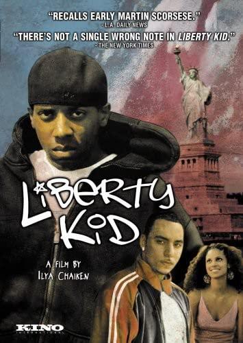 Liberty Kid DVD