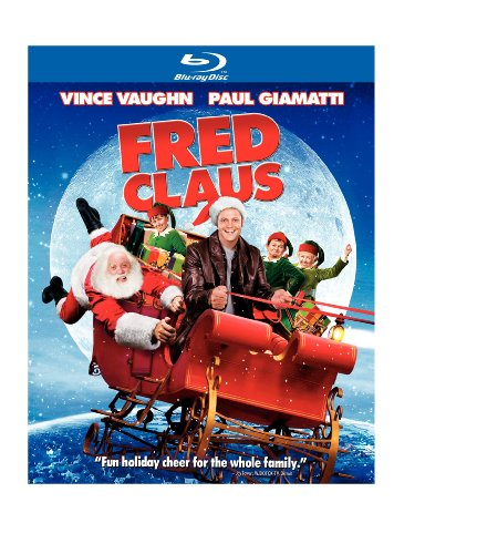 Fred Claus [Blu-ray] DVD