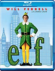 Elf [Blu-ray] de Will Ferrell