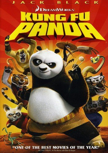 Kung Fu Panda part of Kung Fu Panda