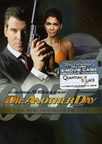Die Another Day (James Bond Two-Disc Ultimate Edition)
