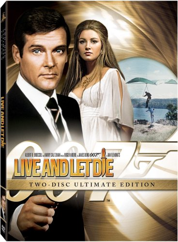 Live and Let Die (James Bond Two-Disc Ultimate Edition)