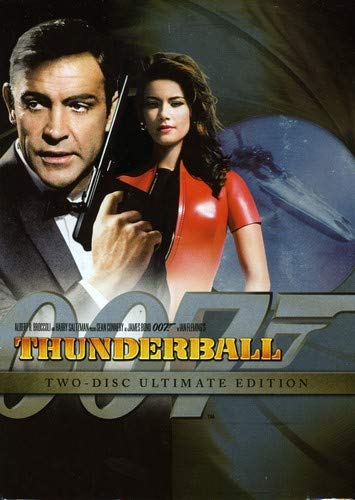 Thunderball (James Bond Two-Disc Ultimate Edition)