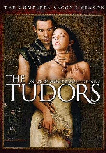 The Tudors - The Complete Second Season DVD