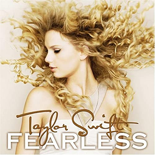 Album Cover: Fearless