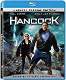 Hancock (Unrated) [Blu-ray]