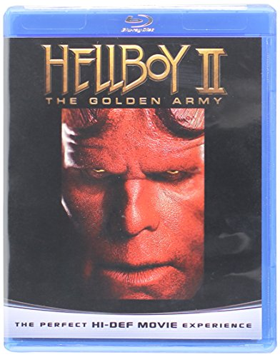 Hellboy II: The Golden Army [Blu-ray] DVD