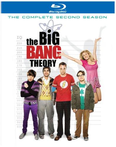 The Big Bang Theory: The Complete Second Season [Blu-ray] DVD
