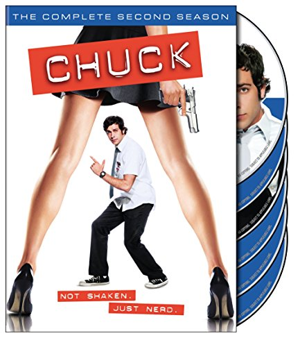 Chuck: The Complete Second Season DVD