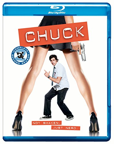 Chuck: The Complete Second Season [Blu-ray] DVD