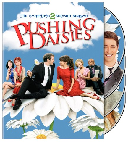 Pushing Daisies: The Complete Second Season DVD