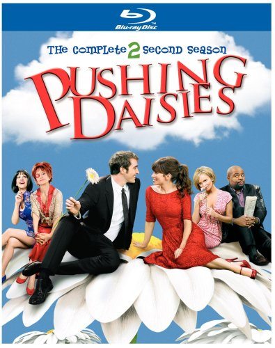 Pushing Daisies: The Complete Second Season [Blu-ray] DVD