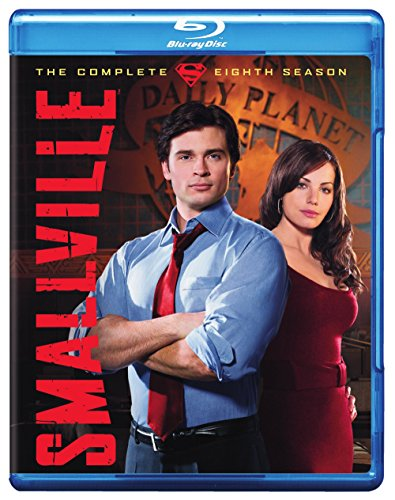 Smallville - Season 8 [Blu-Ray] DVD