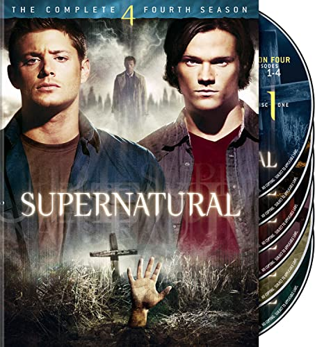 Supernatural - The Complete Fourth Season DVD
