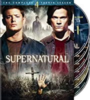 Supernatural: Season 4 – tekijä: Jared…