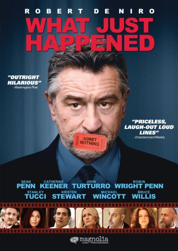What Just Happened? DVD