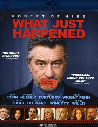 What Just Happened? [Blu-ray] DVD