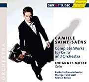Complete Works for Cello and Orchestra av…