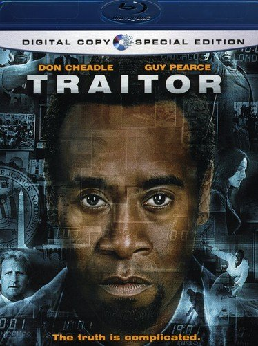 Traitor [Blu-ray] + Digital Copy DVD
