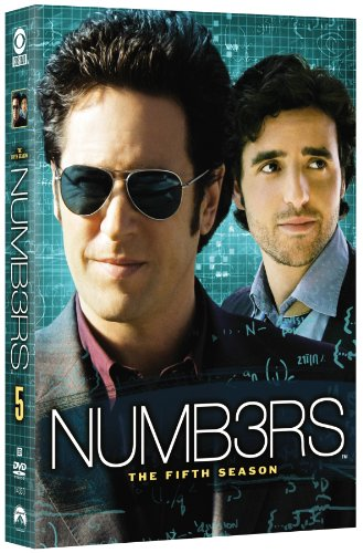 Numbers: The Complete Fifth Season DVD