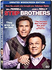 Step Brothers (Single-Disc Unrated Edition)…