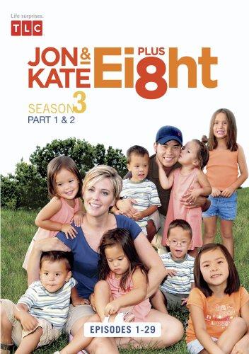 Jon & Kate Plus 8 The Complete 3rd Season (8 DVD Set)