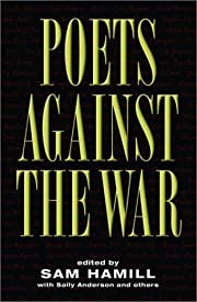 Poets against the war por Sam Hamill