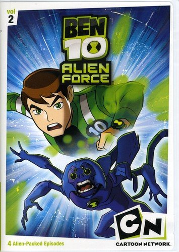 Ben 10: Alien Force, Vol. 2 DVD