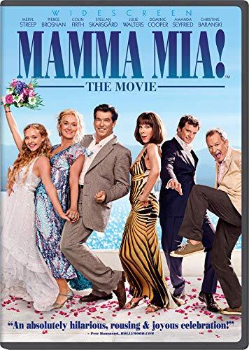 Mamma Mia! The Movie  DVD