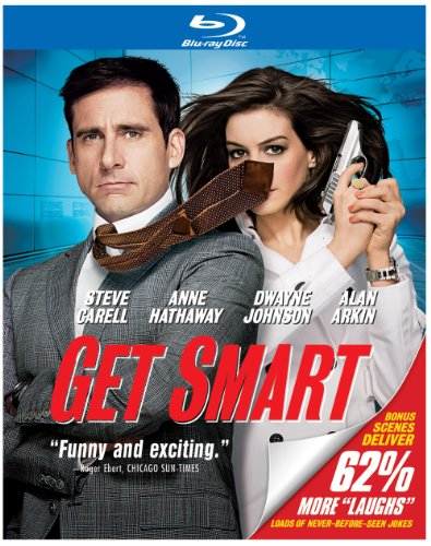 Get Smart [Blu-ray] DVD