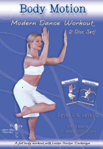 Body Motion: Modern Dance Workout (Horton Technique) 2 disc set