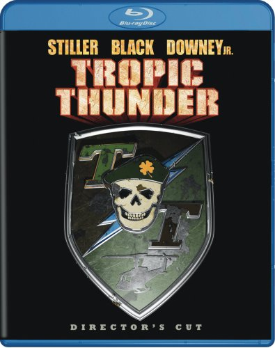 Tropic Thunder [Blu-ray] DVD