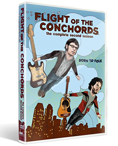 Flight of the Conchords- The Complete Second Season DVD