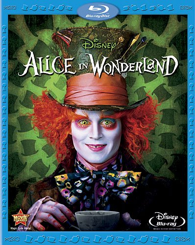 Alice in Wonderland [Blu-ray] DVD