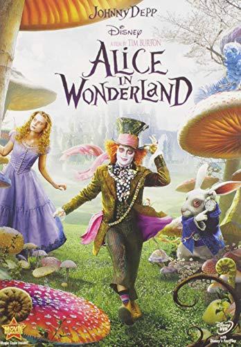 Get Alice In Wonderland On Video