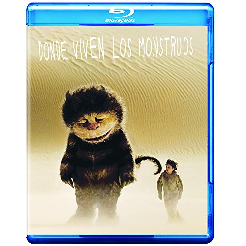 Where the Wild Things Are (2009) DVD, HD DVD, Fullscreen ...