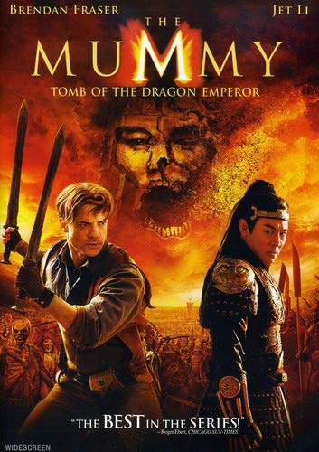 The Mummy: Tomb of the Dragon Emperor part of The Mummy / The Scorpion King