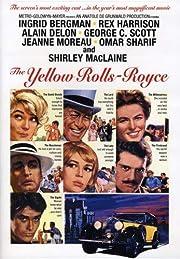 The Yellow Rolls Royce av Ingrid Bergman