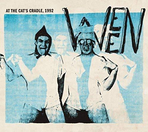 At the Cat's Cradle, 1992