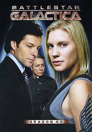 Battlestar Galactica - Season 4.0 DVD