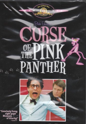 Get Curse Of The Pink Panther On Video