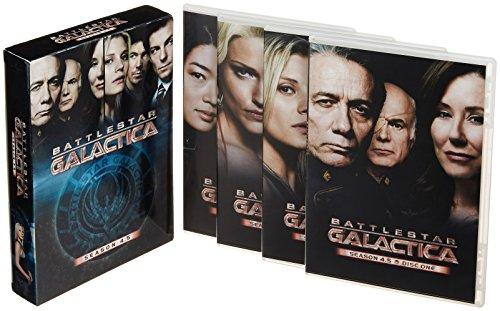 Battlestar Galactica: Season 4.5 DVD