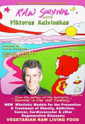 Raw Survival with Viktoras Kulvinskas