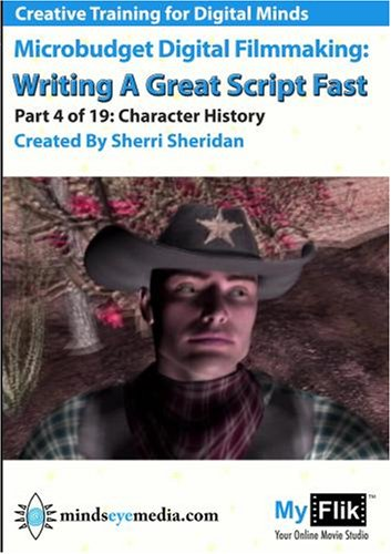 Writing A Great Script Fast: Part 4 Character History